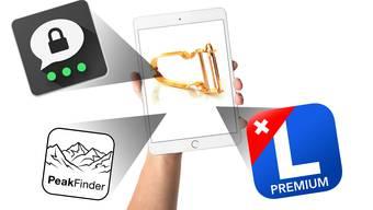 Der Sparschäler ist die erfolgreiche Schweizer Erfindung aus den 40er-Jahren. Manche Apps sind ebenso praktisch.