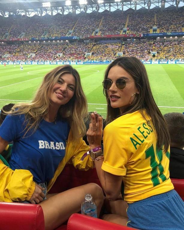 Sind stolz auf ihre Burschen: Gisele (links) und Alessandra.
