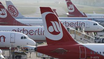 Air Berlin ist pleite. Die zweitgrösste deutsche Fluggesellschaft stellte am Dienstag einen Insolvenzantrag. (Archivbild)