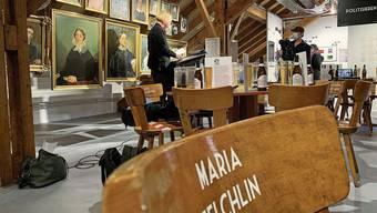 Ausstellung Pionierinnen im Historischen Museum in Olten