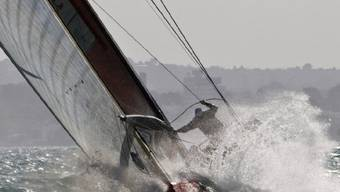 Oracle-Angebot an Alinghi