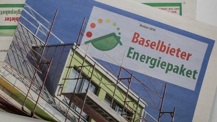 Das Energiepaket wird mit jährlich 650'000 beworben. Kenneth Nars