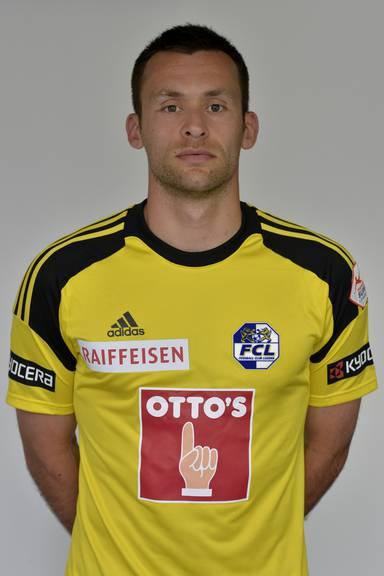 FCL Goalie Lorenzo Bucchi