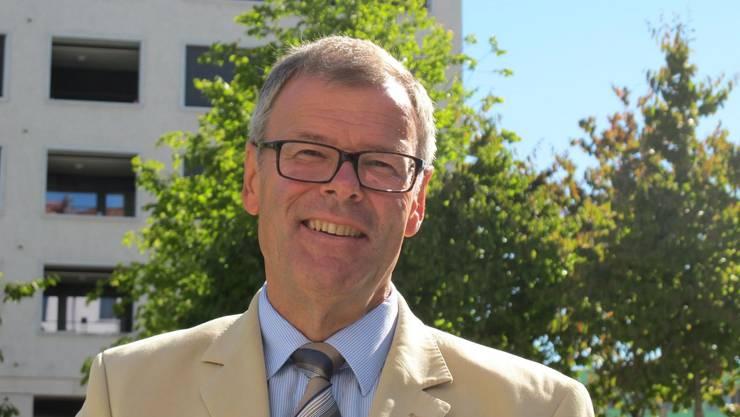«Durch gezielte Verdichtung muss ds Siedlungsgebiet nicht vergrössert werden und die Landschaft kann geschont werden.Otto Müller, ZPL-Präsident und Stadtpräsident von Dietikon