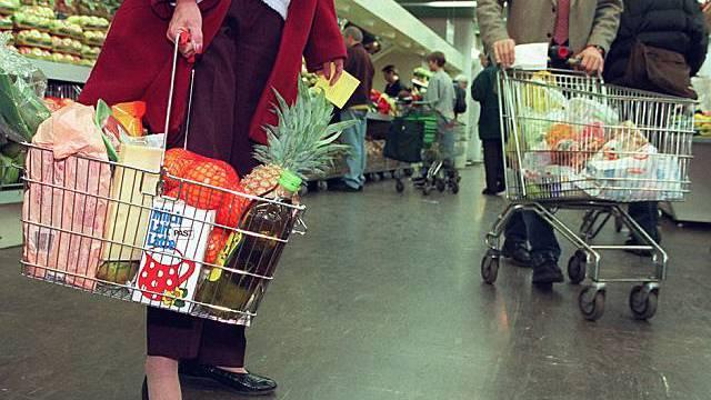 Der Zürcher Index der Konsumentenpreise ist im Dezember 2012 leicht gesunken gesunken.