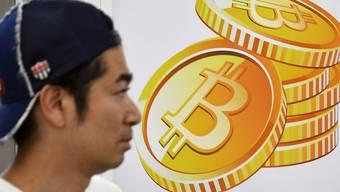 In Grossbritannien hat sich erstmals ein Bitcoin-Raubüberfall ereignet. (Archiv)