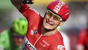 André Greipel fährt auch an der Benelux-Rundfahrt einen Sieg ein