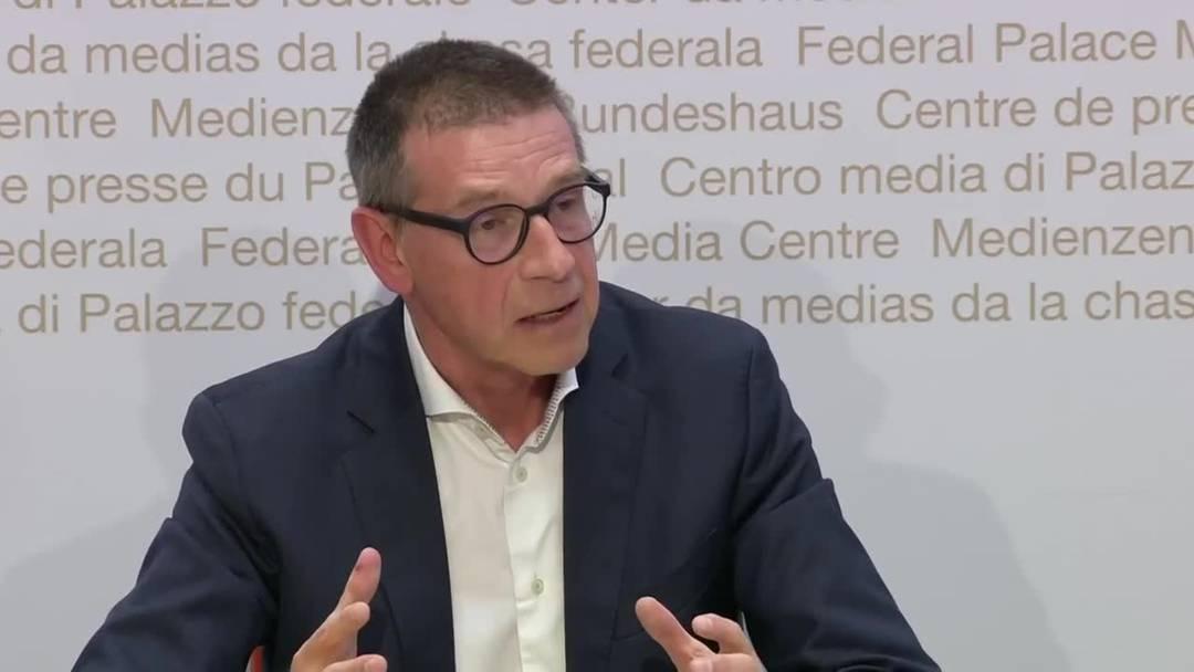 Wann kommt in der Schweiz eine Contact-Tracing-App zum Einsatz? (2.4.2020)
