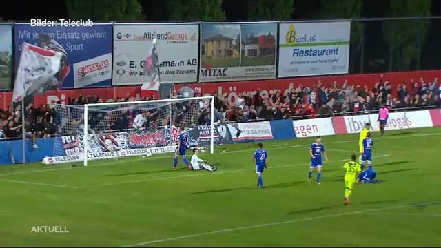 Aargauer Derby: FC Aarau gewinnt erneut