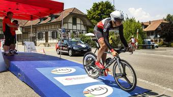 Schweizermeisterschaften im Zeitfahren in Lüterkofen