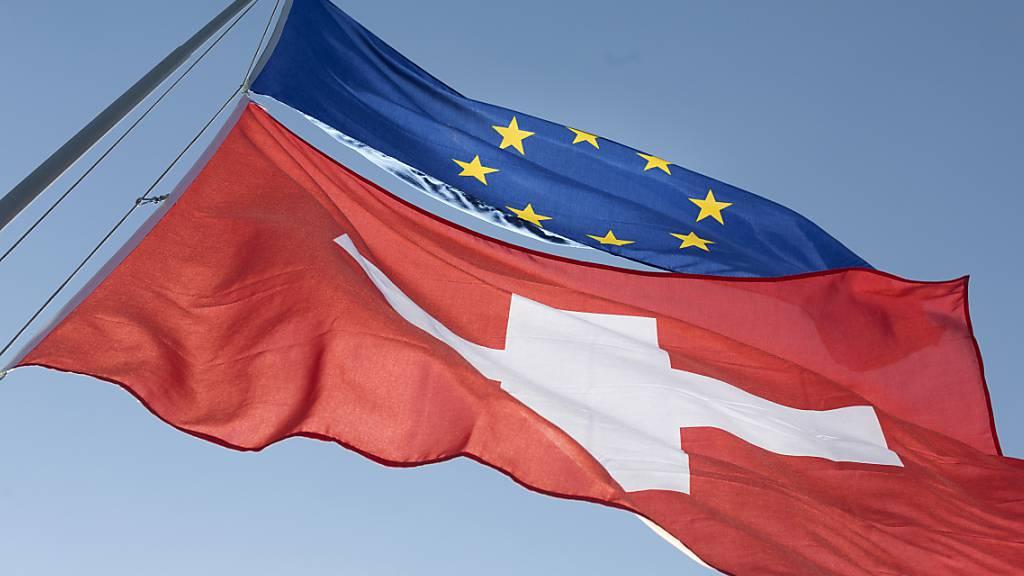 In Brüssel sollen die Beratungen zum Rahmenabkommen auf politischer Ebene wieder aufgenommen werden. (Symbolbild)