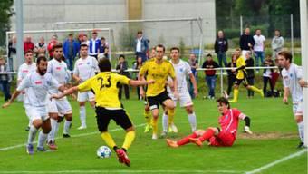 Die Oltner unterlagen dem Verein aus Möhlin mit 0:4 (Symbolbild).