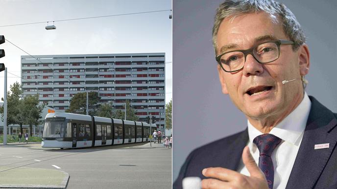 Limmattalbahn wird nur im Bezirk Dietikon abgelehnt. Ruedi Noser (FDP) folgt Daniel Jositsch (SP) in den Ständerat