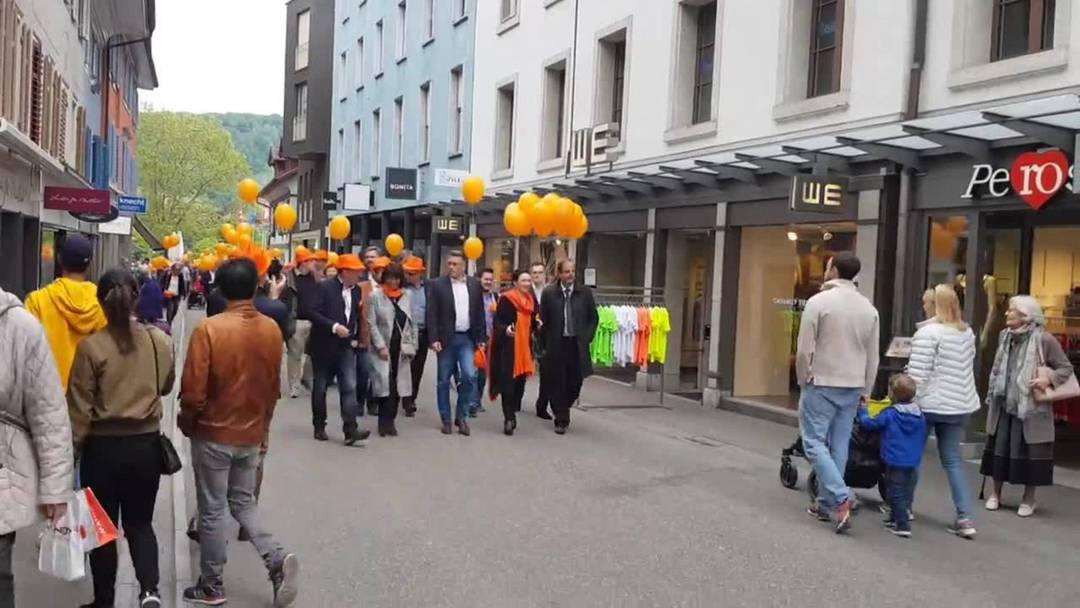 CVP Aargau nominiert in Baden ihre Kandidaten für die Nationalratswahlen