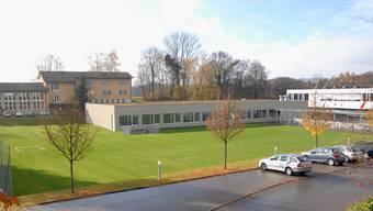 Eine Vergrösserung der Schule Niederrohrdorf ist unausweichlich.  Foto: wal