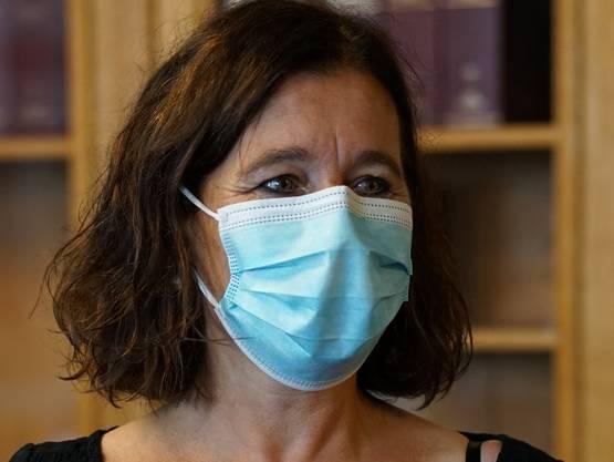 Will Antworten von Amherd: Franziska Roth, Nationalrätin SP, SO.