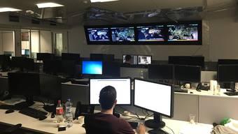 In «Houston», der Kommandozentrale von Eset, arbeiten die IT-Sicherheitsforscher bis tief in die Nacht.