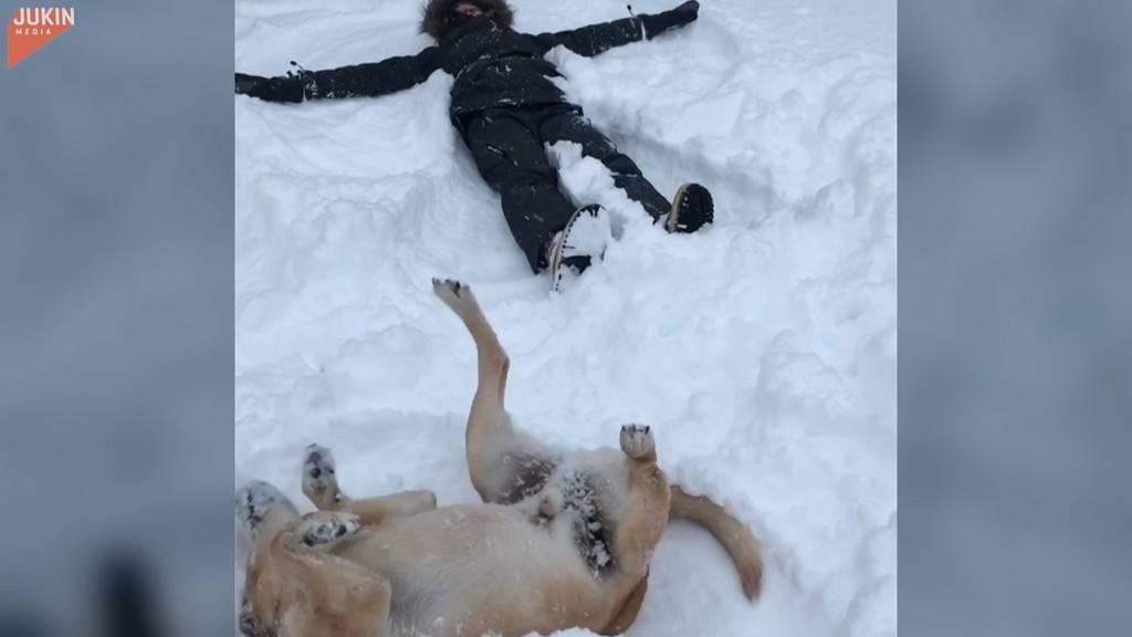 Der Winter naht: Darum lieben wir den Schnee