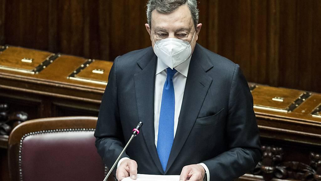 Italiens Premier warnt vor Rückschlägen im Kampf gegen Corona