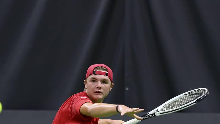 Dominic Stricker lässt sich am French Open auch im Halbfinal nicht stoppen