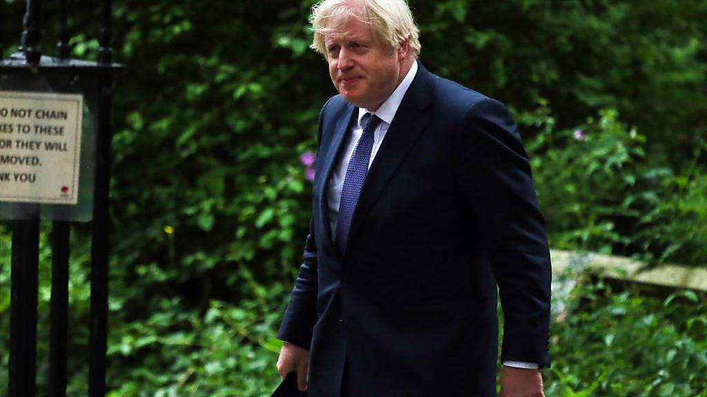 Nach Erkrankung von Minister: Keine Selbstisolation für Johnson