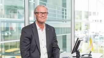 Richard Osterwalder beschäftigt in der Weishaupt AG rund 250 Personen.