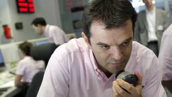 Andrea Accomazzo kontrolliert die Rosetta Asteroid-Mission (Archiv)