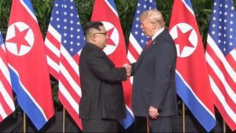 Gipfel in Singapur – historisch?