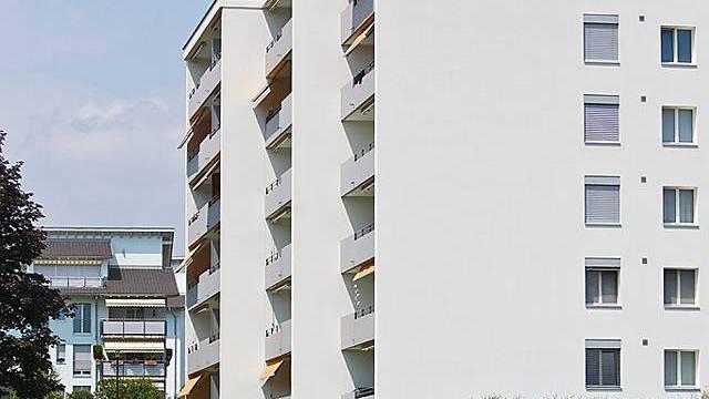 Mehrfamilienhaus in Hünenberg im Kanton Zug (Archiv)