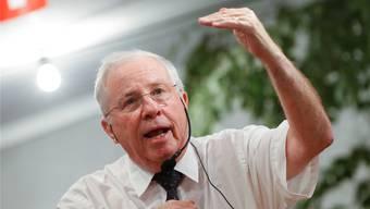 """Blocher: """"Leider will Toni Brunner einfach unter keinen Umständen Bundesrat werden."""""""