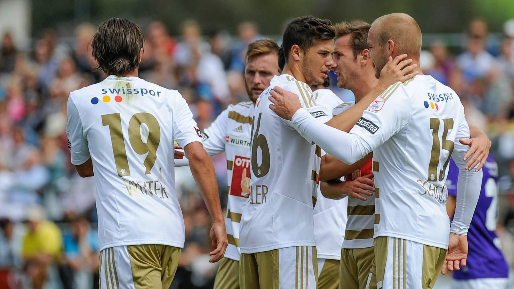 FCL trifft im Cup auf Schaffhausen