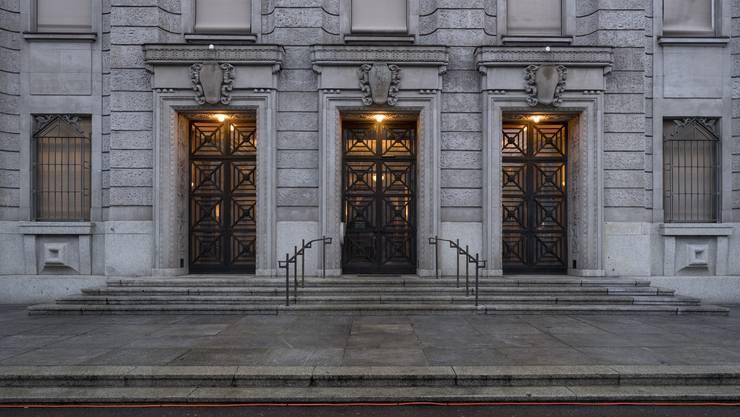 Das Bezirksgericht Zürich wird die Urteile für Jeton G. und zwei Mitbeschuldigte, die an der Eskalation am Treffen der verfeindeten Gruppen mitverantwortlich sein sollen bekannt geben. (Archivbild)