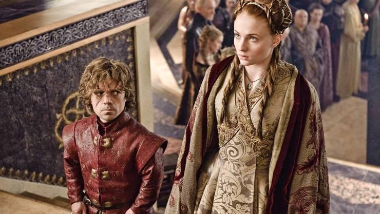 «Game of Thrones» gilt als heissester Anwärter auf den Titel
