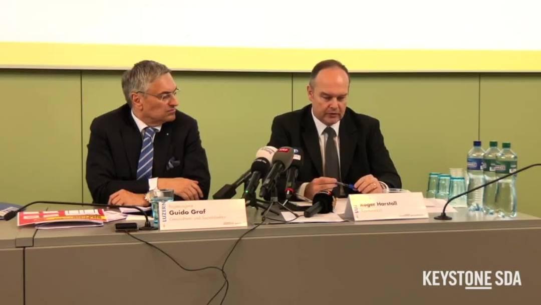 Zweiter Coronavirus-Fall im Kanton Luzern bestätigt