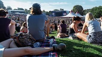 Open-Air-Festivals wie dieses auf dem Gurten ermöglichen es gemäss Kulturwissenschafter Michel Massmünster, sich neu zu erfinden.