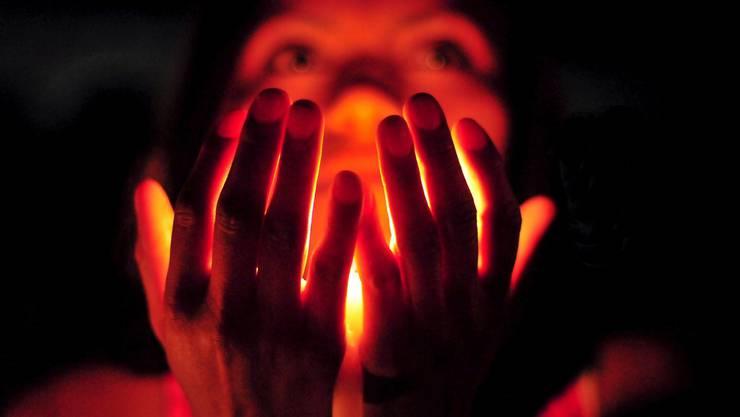 Kerzenlicht sorgt für eine sinnliche Stimmung bei der Earth Hour