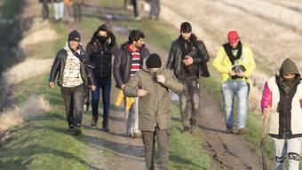 EU-Recht gebrochen: Polen, Ungarn und Tschechien hätten sich nicht weigern dürfen, Flüchtlinge aufzunehmen. (Symbolbild)
