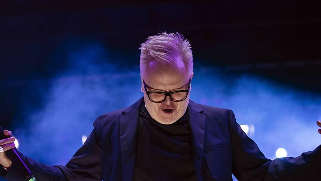 Herbert Grönemeyers Auftritt als Gastdirigent in Luzern findet wegen der Coronapandemie erst in November 2021 statt. (Archivbild)