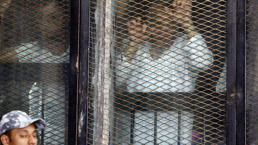 130 Gefangene in Kairo seit Wochen im Hungerstreik