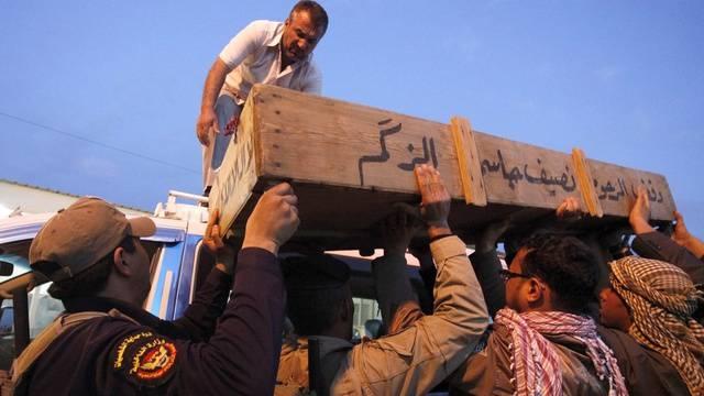 Al-Kaida ist für die jüngste Anschlagserie mit über 50 Toten im Irak verantwortlich (Archiv)