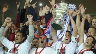Basel wird zum 11. Mal Cupsieger.