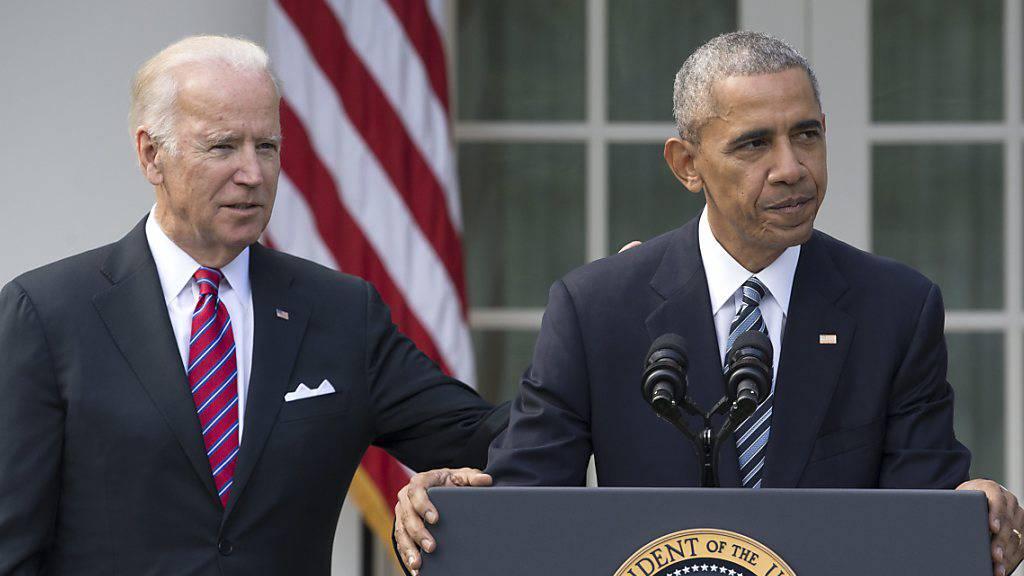 Twitter-Accounts von Biden, Obama und vielen anderen gehackt