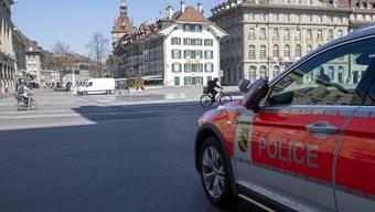 Das Bundesgericht hat vier Artikel des totalrevidierten Berner Polizeigesetzes aufgehoben. (Archivbild)
