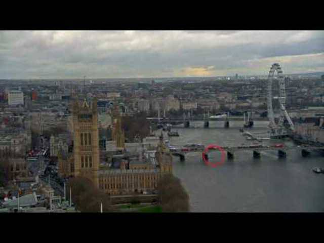 Video zeigt Moment des Attentats in London