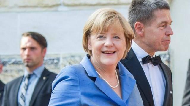 Angela Merkel sprach in einem Interview über Jugendsünden (Archiv)
