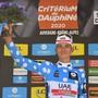 Davide Formolo grosser Sieger in Saint-Martin-de-Belleville. Am Col de la Madelaine fuhr Formolo allen auf und davon.