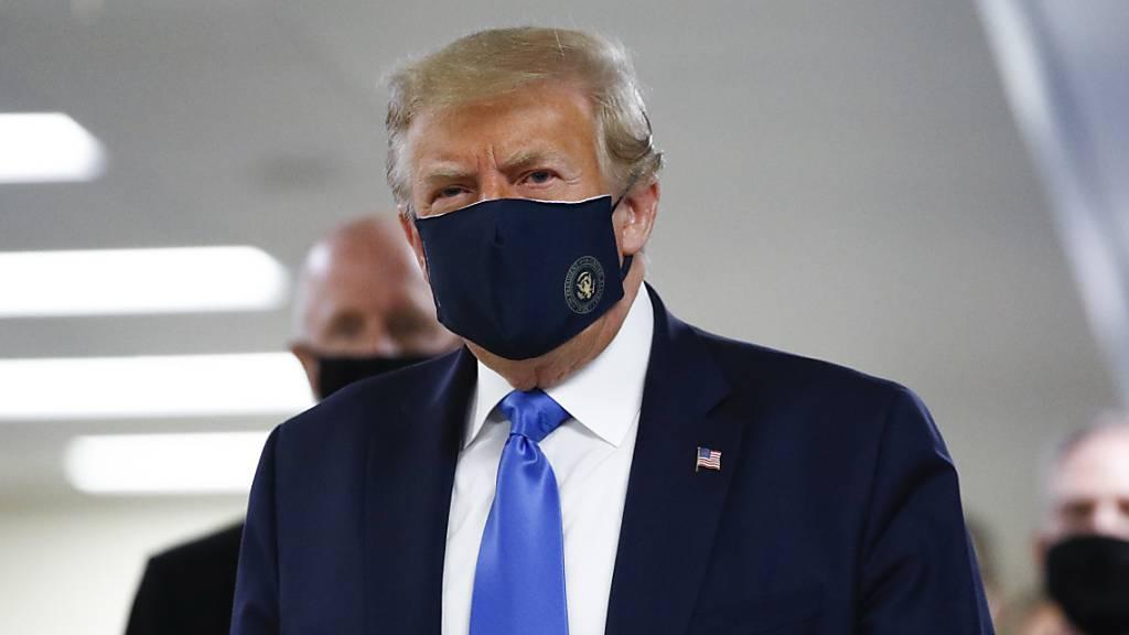Trump verbreitet Vorwurf gegen Gesundheitsbehörde: «Alle lügen»