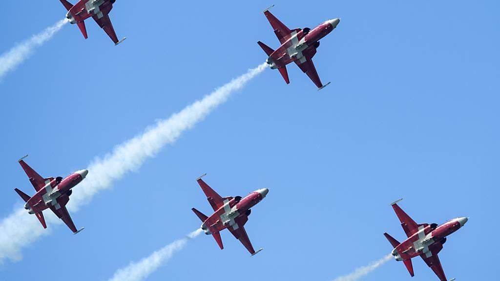 Kampfjet-Pilot muss nach Absturz 2016 in Holland vor Militärgericht