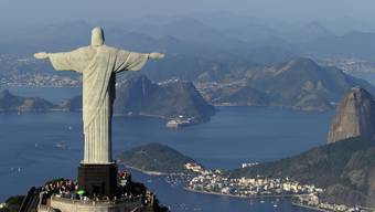 Billigeres Geld: Die brasilianische Notenbank hat den Leitzins gesenkt und versucht damit, die Konjunktur des Landes anzukurbeln. (Archivbild)