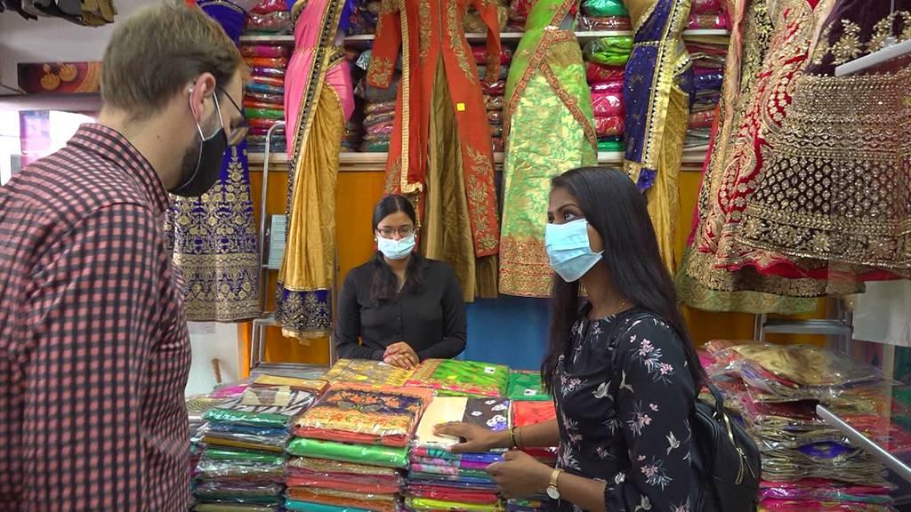 Multikultiquartier: Sri Lanka an der Josefstrasse